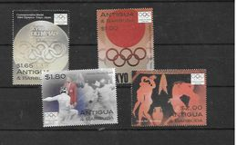 Olympische Spelen 2004 , Antigua & Barbuda -  Zegels  Postfris - Summer 2004: Athens