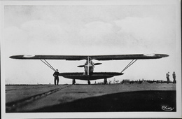 CPA. Carte-Photo > Entre Guerres > ISTRES-AVIATION - BREGUET 27 Vue Arrière - TBE - 1919-1938: Entre Guerres