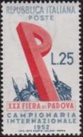 Italia   .    Yvert   .    632       .   **      .   Neuf SANS Charniere  .   /   .    MNH - 6. 1946-.. Republic
