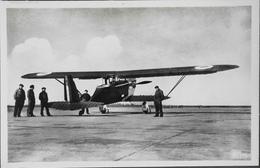 CPA. Carte-Photo > Entre Guerres > ISTRES-AVIATION - Avion BREGUET 27 Reconnaissance Et Bombardement - TBE - 1919-1938: Entre Guerres