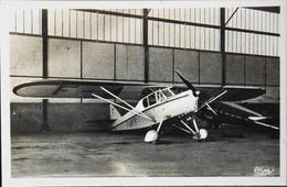 CPA. Carte-Photo > Entre Guerres > ISTRES-AVIATION - Avion De Tourisme POTEZ 43 - TBE - 1919-1938: Entre Guerres