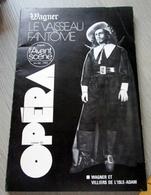 Le Vaisseau Fantôme - L'avant Scène Opéra N° 30 - Musique
