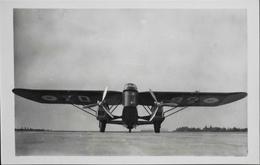 CPA. Carte-Photo > Entre Guerres > ISTRES-AVIATION - Le POTEZ 540 - TBE - 1919-1938: Entre Guerres