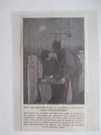 BESANCON -    La Glacière à Montres LIP  - Coupure De Presse De 1920 - Bijoux & Horlogerie
