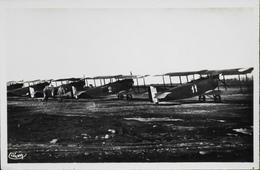 CPA. Carte-Photo > Entre Guerres > ISTRES-AVIATION - Groupe De CAUDRON 59 - TBE - 1919-1938: Entre Guerres