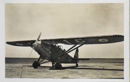 CPA. Carte-Photo > Entre Guerres > ISTRES-AVIATION - Avion De Reconnaissance POTEZ 39 - TBE - 1919-1938: Entre Guerres
