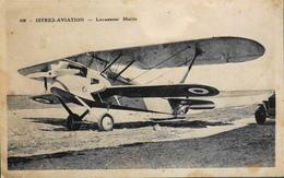 CPA. Carte-Photo > Entre Guerres > ISTRES-AVIATION - LEVASSEUR MARIN - En L'Etat - 1919-1938: Entre Guerres