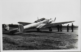 CPA. Carte-Photo > Entre Guerres > ISTRES-AVIATION - Le POTEZ 63 - En TBE - 1919-1938: Entre Guerres