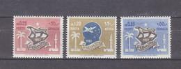 Somalia (AFIS) 1952 1st Somalia Shop 3 Stamps MNH ** - Somalia (AFIS)