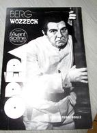 Berg Wozzeck - L'avant Scène Opéra N° 36 - Musique