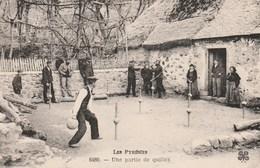 CPA - Une Partie De Quilles - Pyrénées - Cauterets