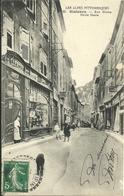Sisteron Rue Droite Partie Haute - Sisteron