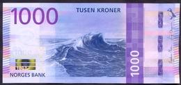 Norway 1000 Kroner 2019 UNC Pic 57 - Norvegia