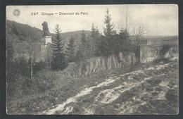 +++ CPA - GILEPPE - Déversoir Du Parc // - Gileppe (Barrage)