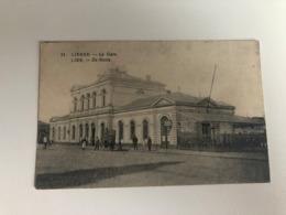 Lier - De Statie - Station - Lierre - La Gare - Gares - Sans Trains