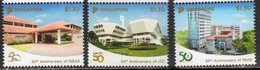 SINGAPORE, 2018, MNH, ANNIVERSARIES, ISLAMIC RELIGIOUS COUNCIL, EDUCATION, HOUSING, 3v - Stamps