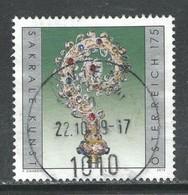 Oostenrijk, Mi 3480  Jaar 2019, Hogere Waarde, Gestempeld - 1945-.... 2ème République