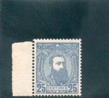 CONGO BELGE 1887-94 ** - Belgian Congo
