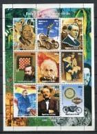 Rép. De Guinée 1998. Siglo XX 1900-1909 ** MNH. - República De Guinea (1958-...)