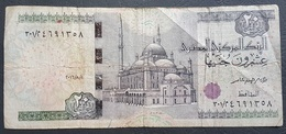 OA - Egypt 20 Pounds Banknote 2016 @ Face Value - Egitto