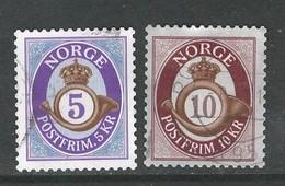 Noorwegen, MI 1415 +  1831,  Gestempeld - Norvège