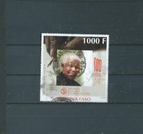 Timbre Oblitére Du Burkina Faso 2018 - Burkina Faso (1984-...)