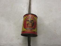 Petite Boite En Tôle Le Poule Au Pot - 1939-45