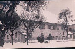 Suisse, Maison Debrot En 1922 A Identifier ??? (122) - Cartes Postales