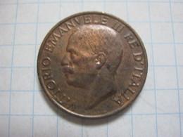 10 Centesimi 1924 - 1900-1946 : Victor Emmanuel III & Umberto II