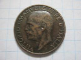 10 Centesimi 1928 - 1900-1946 : Vittorio Emanuele III & Umberto II