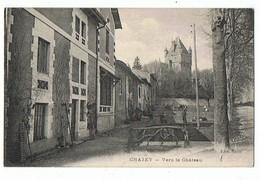 01 - CHAZEY - Vers Le Château  - 4025 - France