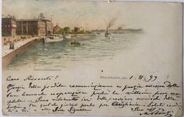 Stoccolma 01 - Svezia - Stockholm Anno 1899 - Svezia