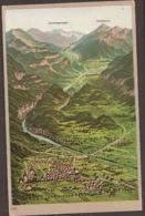 Meiringen - Innertkirchen - Urbachtal - Haslital -Grimsel - Dammagruppe - Ritzlihorn - BE Berne