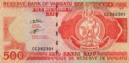 VANUATU=N/D   500  VATU    P-9    UNC - Vanuatu