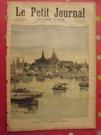 N° 142 Le Petit Journal, Supplément Illustré, Août 1893. Royaume De Siam, Bangkok Carte événements Chine - Livres, BD, Revues