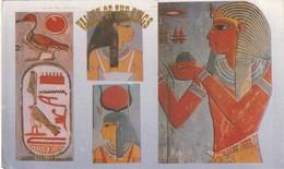 POSTAL DE EGIPTO, TOMB OF HOREMHEB. THEBES 7. (1032) - Historia