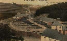 Martelange  L'Ardoisière   (coloré)  Edit.L.Duparque, Florenville - Cartes Postales