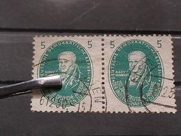 DDR  Mi-Nr.262 Gestempelt Paar - [6] Repubblica Democratica