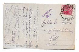 SHS Magy KIKINDA 1916 Cenzor Backa Titeb No.4 - Non Classificati