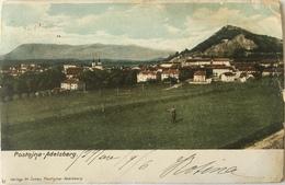 Slovenia 03 - Postojna - Adelsberg 1906 - Slovenia
