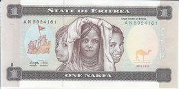Eritrea - 1 Nakfa - Erythrée