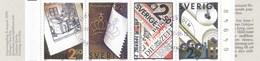Suède Carnet Oblitéré YV C 1607 1990 Massa Och Papper Carnet Complet Parfait état - Markenheftchen