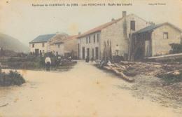 J45 - 39 - Environs De CLAIRVAUX-DU-JURA - Jura - Les Ronchaux - Route De Crozets - Clairvaux Les Lacs