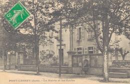 J45 - 39 - PORT-LESNEY - Jura - La Mairie Et Les Écoles - France