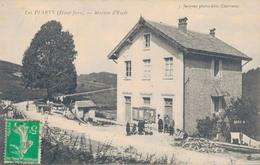 J45 - 39 - LES PLARTS - Jura - Maison D'école - Autres Communes