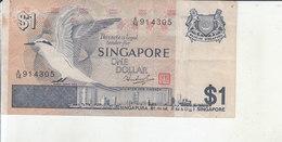 Singapore - 1 Dollar - Singapore
