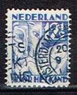 PAYS-BAS /Oblitérés/Used/ 1930 - Au Profit Des Oeuvres Pour L'enfance - Used Stamps