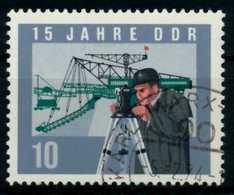 DDR 1964 Nr 1068A Gestempelt X8EF52A - [6] République Démocratique