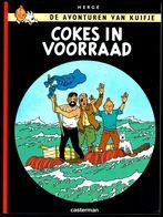 """De Avonturen Van KUIFJE: """"COKES IN VOORRAAD"""" - CASTERMAN - 1997. - Kuifje"""