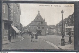 Carte Postale 67. Obernai  Oberehnheim  Très Beau Plan - Obernai